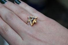 turn your badge into a ring!