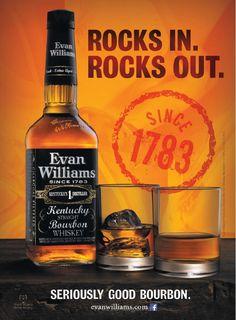 Evan Williams Bourbon #Whisky
