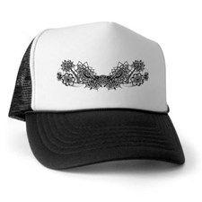 Cute Marguerite crooks Trucker Hat
