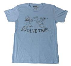 evolve this shirt
