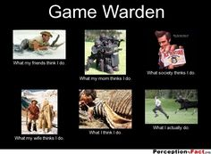 Game warden on pinterest law enforcement police and for Game and fish jobs