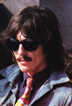 a crystal clear version of an image of George in Newquay September 1967