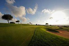 Green 14, Son Gual Golf Course on Mallorca