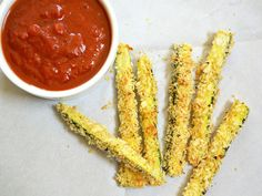 Baked Zucchini Fries - Budget Bytes