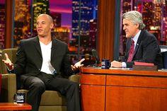 TV司会 ジェイ・レノ ヴィン・ディーゼル の写真・画像[ID:2260994]『The Tonight Show with Jay Leno - Vin Diesel』| 壁紙.com
