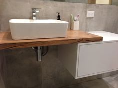 Timber Vanity Our New House Pinterest The Block The