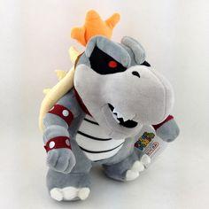 Dry Bowser Super Mario Bros Bones Koopa Troopa Soft Plush Toy Stuffed Animal 9 from Guanjilin,$13.62 | DHgate.com