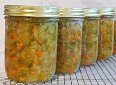 Sweet Pickle Relish | Tasty Kitchen: A Happy Recipe Community! 4-½ cups Finely Chopped Cucumber 1 cup Finely Chopped Carrot Or Red Bell Pepper 3 cups Finely Chopped Onion ¼ cups Pure Salt (no Additives) 1-½ cup Mild Honey 2 cups Apple Cider Vinegar 1 Tablespoon Yellow Mustard Seed 1 Tablespoon Celery Seed ¼ teaspoons Turmeric Powder