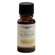 Tea Tree Oil, 100% Pure Australian Essential Oil, 15ml - Antifungal,Antiseptic-Fantastic For Acne,Warts,Lice,Fungal Toe Nails,Cold Sores,Thrush and Hair. Use In A Diffuser-Soothe With A Massage-Clear Blocked Noses And Congested Heads-Guaranteed Pure by Nature's Finds, http://www.amazon.com/dp/B00DGMTP8W/ref=cm_sw_r_pi_dp_yy.esb12S8S3C