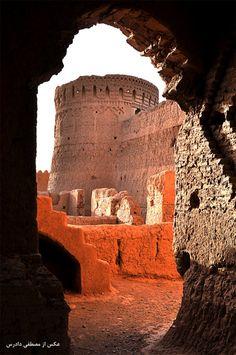 قلعه مهرپادین- مهریز یزد