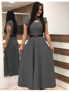 African Fashion Skirts, Indian Fashion Dresses, Muslim Fashion, Floral Skirt Outfits, Cute Skirt Outfits, Frock Fashion, Fashion Outfits, Indian Fashion Trends, Long Gown Dress