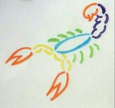 Colorful scorpio tattoo idea 8531 Santa Monica Blvd West Hollywood, CA 90069 - Call or stop by anytime. UPDATE: Now ANYONE can call our Drug and Drama Helpline Free at 310-855-9168.