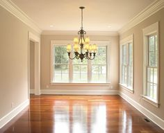 If you're considering a bit of extra flair to a room, crown molding might just be the answer. Installing crown molding gives your space an elegant look, but it can greatly improve your ROI. See a few unique crown molding ideas. Renovation Paris, Crown Molding Installation, Moldings And Trim, Crown Moldings, Winter House, Living Room Paint, House Painting, Painting Doors, Painting Canvas