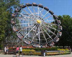 Witches' Wheel, Cedar Point, Ohio