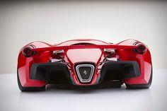Ferrari F80 Supercar Concept 5