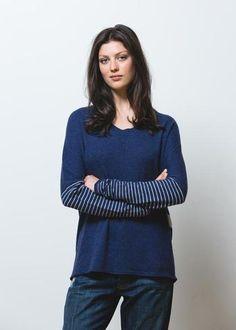 Random Lumi Sweater at Florence Boutique, Karori Road, Karori, Wellington New Zealand Wide Stripes, Florence, Cashmere, Boutique, Random, Sweaters, Tops, Women, Fashion