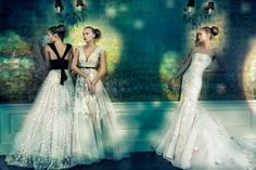bridal collection by celia kritharioti