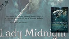 Gothic Loveliness | Review of 'Lady Midnight' (The Dark Artifices #1)