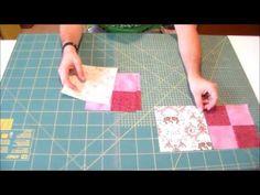 Videocorso di propedeutica al patchwork: BABY QUILT - Lezione 2 - The Serial Quilter