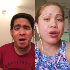 Check out this recording of God Gave Me You made with the Sing! Karaoke app by Smule.