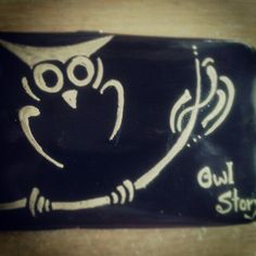 #owl story #wallet #crafts