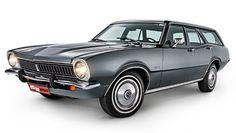 1976 Ford Maverick Station Wagon                                                                                                                                                                                 Mais