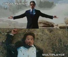 Oyun oynarken ben.