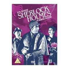 Sherlock Holmes: The Definitive Collection (7 Discs)