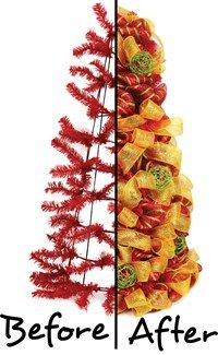 Party Ideas by Mardi Gras Outlet: Wall Cone Work Form with Deco Mesh: A Video Tutorial