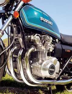 1977 Suzuki GS750 *