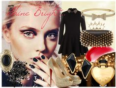 """""""Shine Bright"""" by girlgonegreen on Polyvore"""