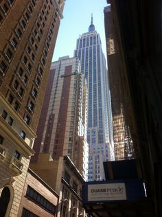 Empire state Nueva York Manhattan Marzo2016