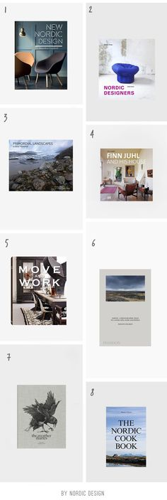 8 Great Scandinavian Coffee Table Books we Recommend - NordicDesign