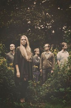 a friend's band called Rustik. Love the name, love the photo shoot.