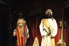 Passeando pela velha Dubai - Forte Al Fahidi e Dubai Museu