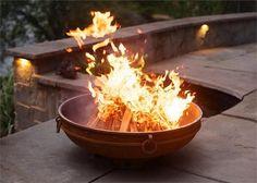 Emperor Gas Outdoor Fire Pit