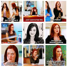 Emily Blunt in The Devil Wears Prada...she made the movie for me :)