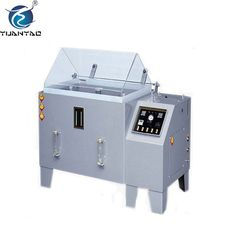 Salt mist corrosion test machine is a standardized and popular corrosion test method, used to check corrosion resistance of materials and surface coatings. #saltmisttestmachine #saltcorrosiontestmachine #saltmisttestchamber