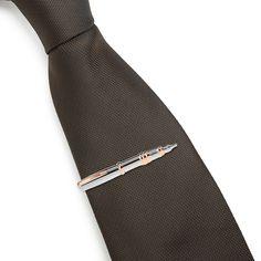 Quality Handcrafts Guaranteed Pen Nib Tie Clip