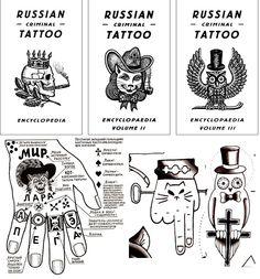 russian criminal tattoo