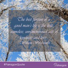 #ParragonQuote #MondayMantra #love #kindness