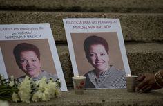 Natasha Hakimi: Truthdigger of the Week: Slain Mexican Journalist Miroslava Breach Velducea - Truthdigger of the Week - Truthdig