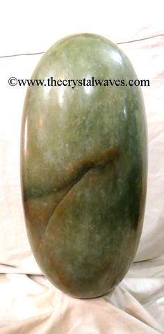 Green Quartz / Jade Exclusive Shivaling