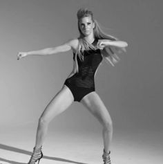 Heather Morris. But can you dance to it??