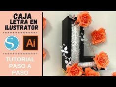 (4888) Caja Letra usando Ilustrator y Silhouette Studio. (Curso Domestika) - YouTube Illustrator Tutorials, Youtube, Cricut, Illustration, Videos, Art, Lyrics, Crates, Art Background
