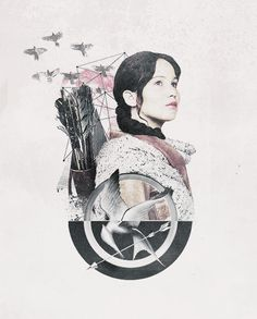 Katniss Everdeen, the one that survived despite the Capitol's plans... #CatchingFire