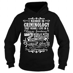 CRIMINOLOGY T Shirts, Hoodies. Get it now ==► https://www.sunfrog.com/LifeStyle/CRIMINOLOGY-Black-Hoodie.html?57074 $38.99