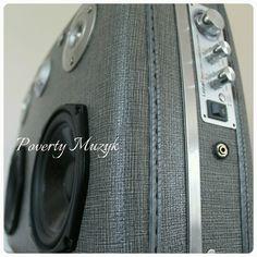 #PovertyMuzyk #Custom #stereo #boombox #hifi #vintage #suitcase