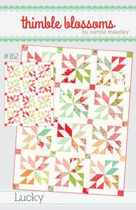 Lucky Quilt Pattern by RedBucketList on Etsy, $8.00