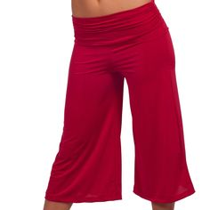 Chandra Capri Yoga Pants - Our relaxed fit capri pants have ...